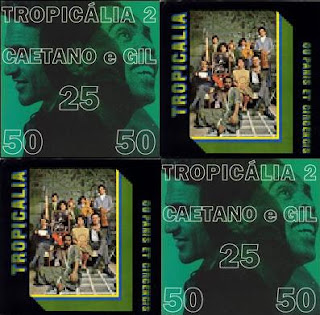 CD Tropicalha Album Duplo 1968