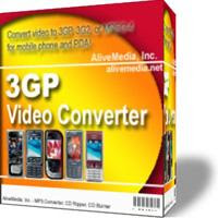 Alive 3GP Video Converter Vs. 2.1.2.6 + Crack