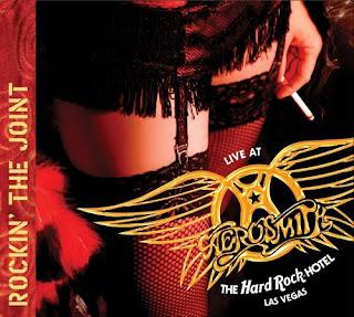 CD Aerosmith - Rockin' The Joint (2005) - Rock