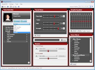 MorphVOX Pro Vs. 3.0.5 + Patch