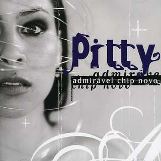 CD Pitty - Admiravel Chip Novo