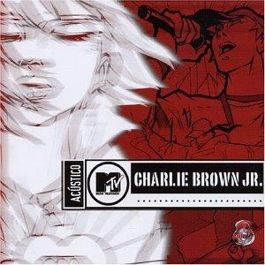 CD Charlie Brown Jr. - Acustico MTV Ao Vivo