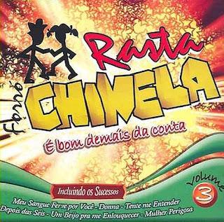 CD Rasta Chinela Vol. 3 E Bom Demais da Conta