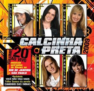 CD Calcinha Preta 2009 - Vol. 20