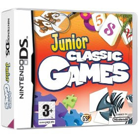 Junior Classic Games Animal World   Nintendo DS
