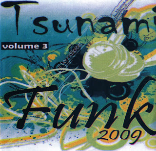 CD Tsunami 2009 - Funk Vol. 3