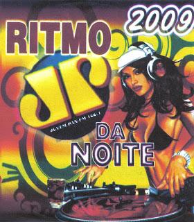 CD Jovem Pan - Ritmo 2009 Da Noite