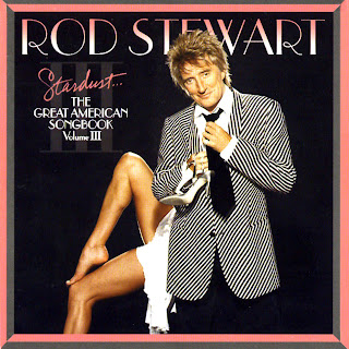CD Rod Stewart - 2004 - The Great American Songbook - Vol. 3 - Stardust