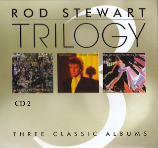 CD Rod Stewart - 2006 - Trilogy - Album - 2
