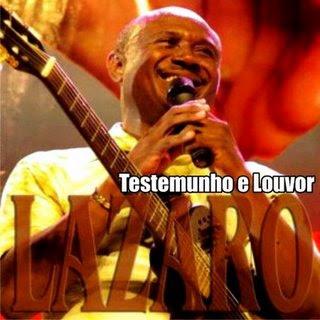 CD Lazaro - Testemunho e Louvor