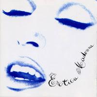 CD Madonna - 1992 - Erotica