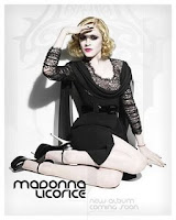 CD Madonna - 2008 - Licorice