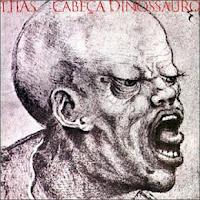 CD Titãs - Cabeca Dinossauro