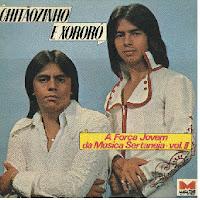 CD Chitãozinho & Xororó - A Força Jovem -1977