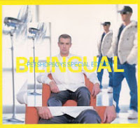 CD Pet shop boys - Bilingual (special edition)