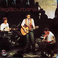 CD Legião Urbana - Acústico MTV 1999