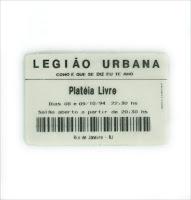 CD Legião Urbana - Como É Que Se Diz Eu Te Amo (Platéia Livre) Album Duplo