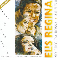 CD Elis Regina No Fino da Bossa Volume 2