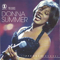 CD Donna Summer - VH1 Presents Live & More Encore!