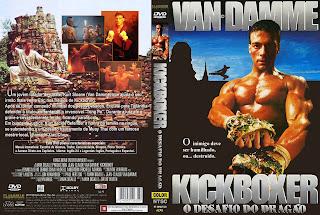 Filme KickBoxer - O Desafio do Dragão