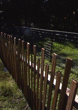 Robert Kourik S Garden Roots Deer Fencing With A View