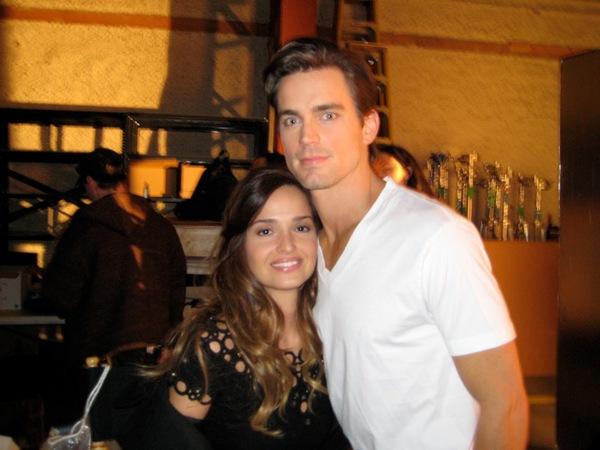 Hunter Neal Caffrey And Alexandra
