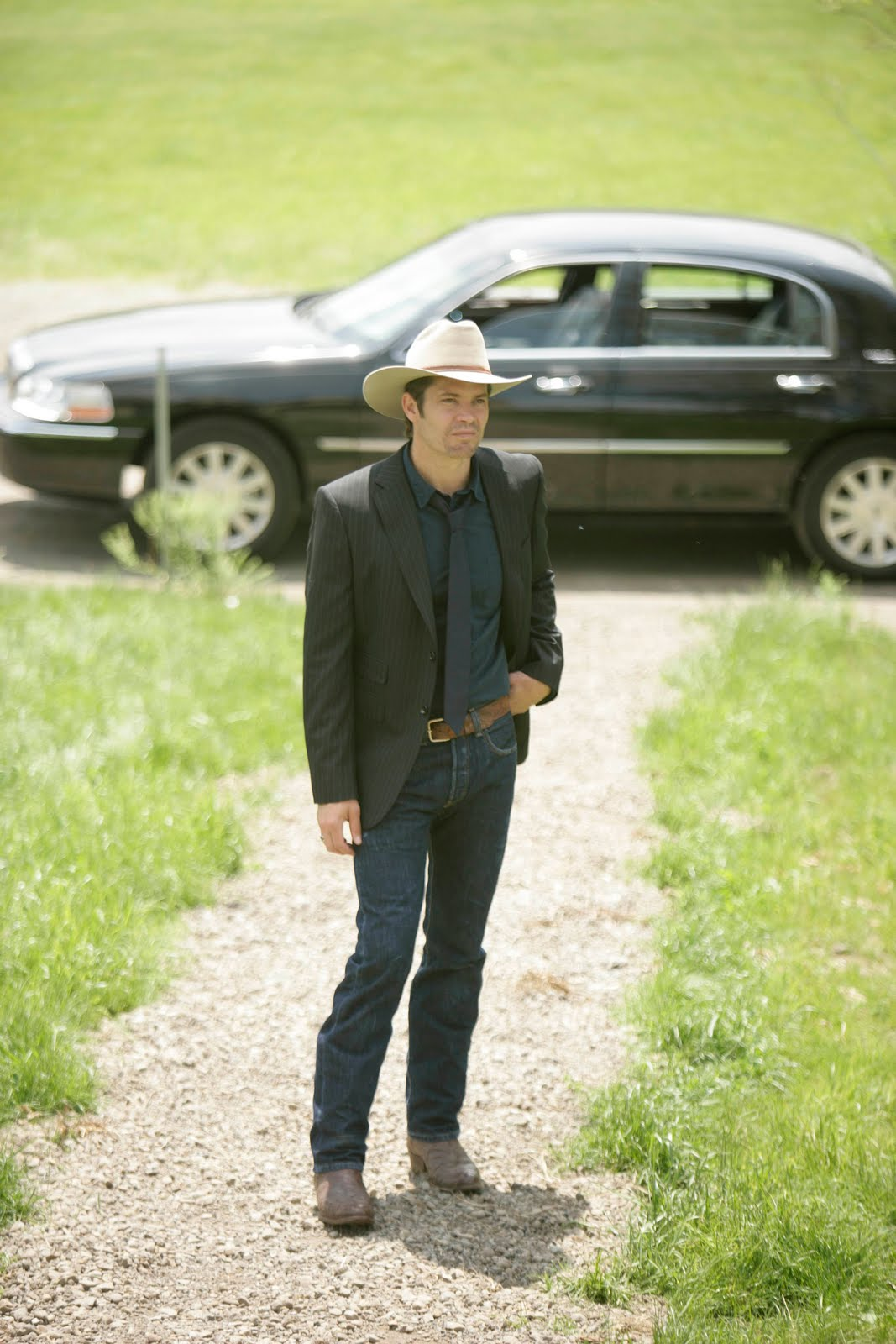 Justified Boots Raylan Givens