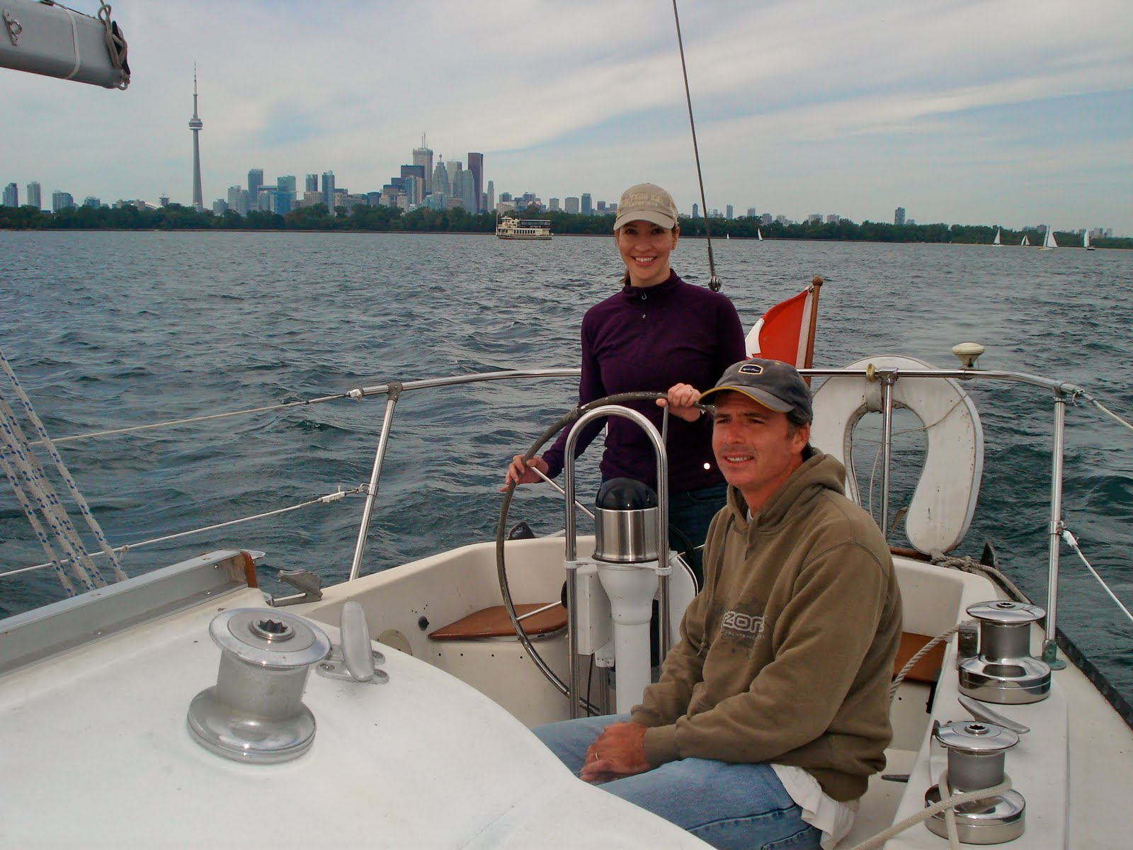 Sun Challenge - Electric conversion of our sailboat