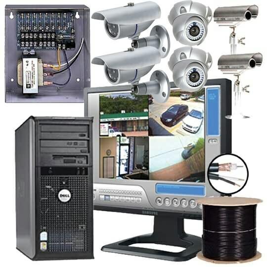 Alarm Camera Systems Burglar