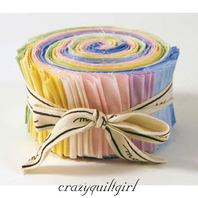 Moda Marble PASTEL Jelly Roll