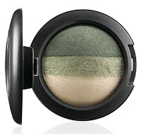 MAC In the Groove Mineralize Eyeshadow Duo CALM COOL COLLECTED