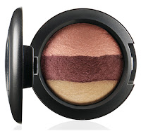 MAC In the Groove Mineralize Eyeshadow Duo INTO THE GROOVE