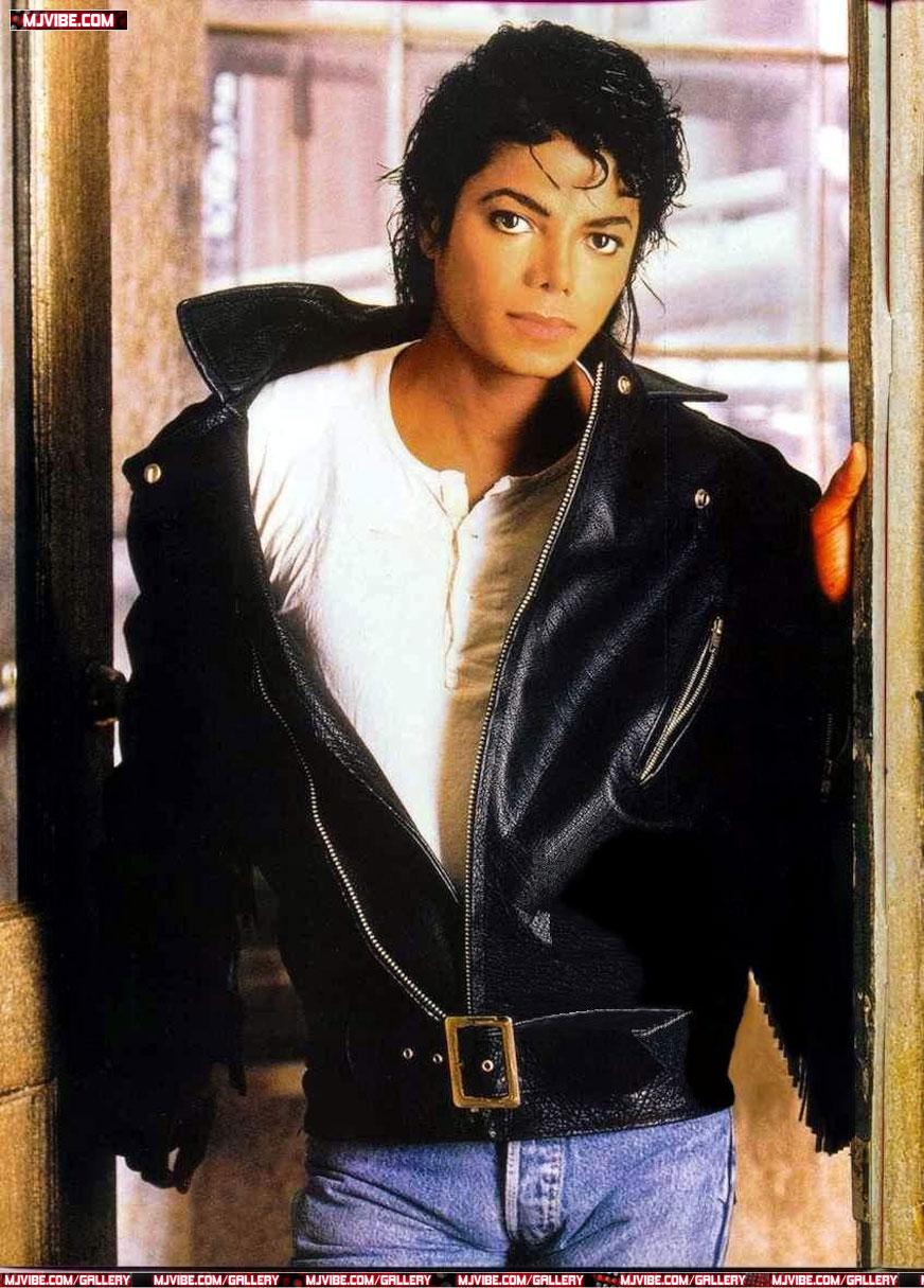 Michael Jackson English Side