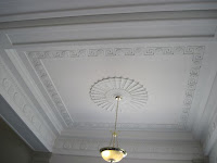 molded ceiling