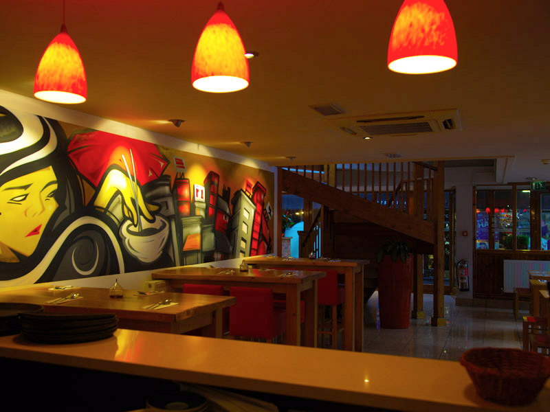 Street Thai Restaurant Brighton