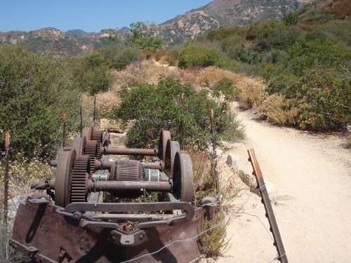 Trails Of The Angeles Mt Lowe Lake Ave Pasadena Ca