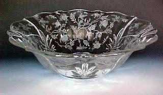 Vintage Depression And Elegant Glass November 2007