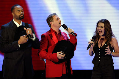 The 2008 Republican National Convention - Cowboy Troy, John Rich and Gretchen Wilson Perform the Song Our America
