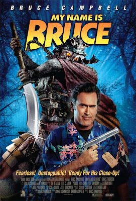 My Name Is Bruce Final Theatrical One Sheet Movie Poster
