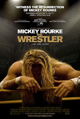 The Wrestler Final Theatrical One Sheet Movie Poster