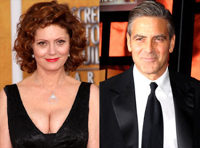 ER Guest Stars For Season 15 - Susan Sarandon and George Clooney