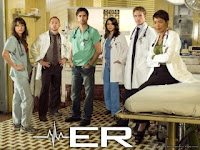 ER: The 15th and Final Season Cast Photo