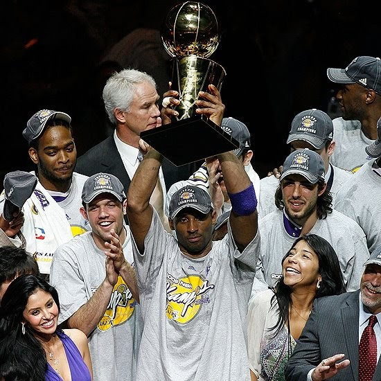 The Blot Says...: Los Angeles Lakers