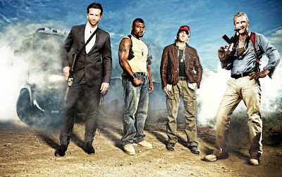 The A-Team Motion Picture Official Cast Photo