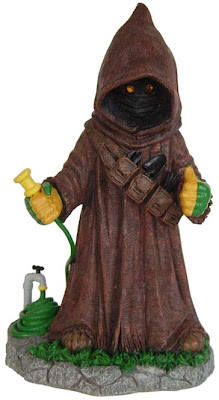 Star Wars Shop Exclusive Garden Jawa Statue