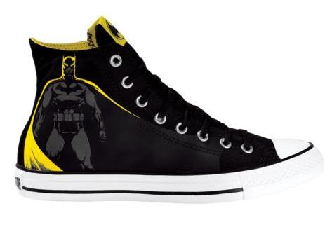 The Blot Says...  DC Comics x Converse All Star High Top Sneaker ... b7a7ec7d2