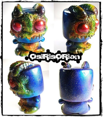 Tenacious Toys Marshall Blind Box Custom Series - Space Junk Marshall by OsirisOrion