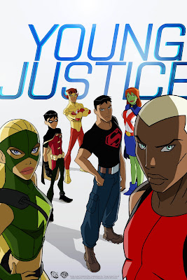 Young Justice Animated Series Teaser Image