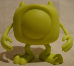 First Look Monsters Inc. POP! Disney Vinyl Figures by Funko - Mike Wazowski Prototype
