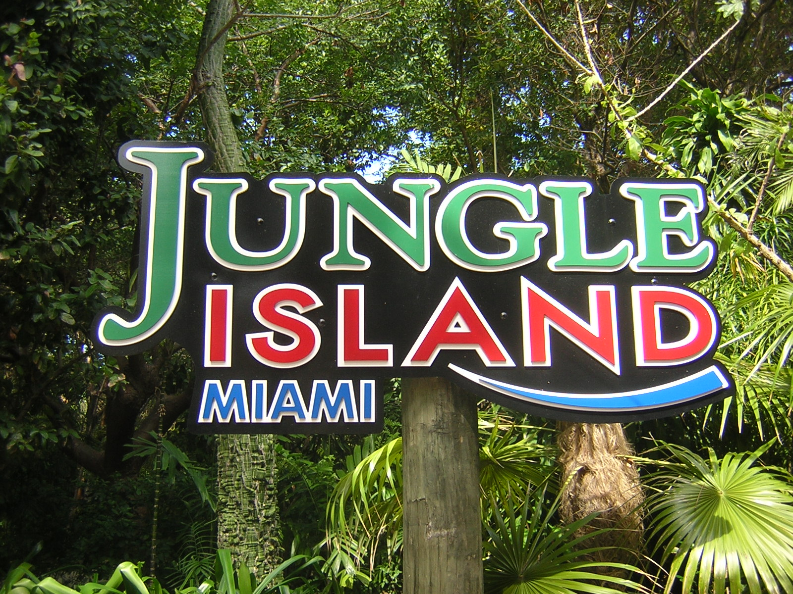 Adventures In Wonderland Field Trip Jungle Island